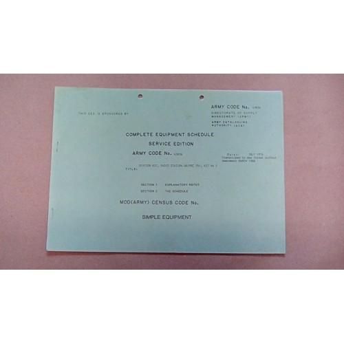 CLANSMAN CES CATALOGUE UK/PRC351  43836